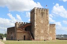 Башня покорности в крепости. Раньше служила тюрьмой