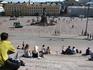 с кафедрального собора в Хельсинки