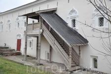 Никитский корпус. XII-XIX века.