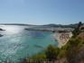 второй пляж города Portals Nous, неподалеку яхтовая гавань Пуэрто-Порталс