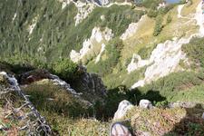 на вершине  Herzogstand (1731 m)