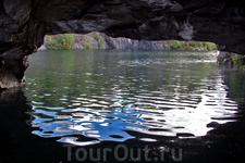 Пещерная дыра Мраморного каньона.