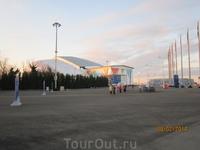 "Олимпийский парк. Стадион ""Фишт"""