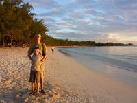 Пляж Mont Choisy