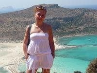 знаменитая бухта Балос