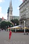 Хорватия/ г.Загреб