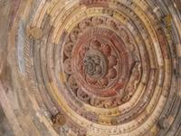 Потолок в Кутуб Минаре