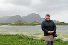 Великолепная Норвегия. Поездка в Andenes - город, расположенный на северной оконечности острова Андоя.
