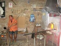 Венецианский стеклодув