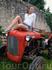 трактористка :))