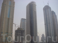 ОАЭ/Дубай, Аджман кругом сплошные стройки
