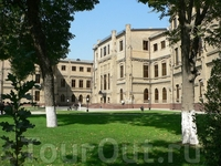 Университет Вестминстер (Великобритания) в Ташкенте