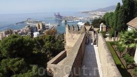 Malaga, Gibralfaro