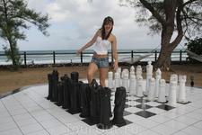 Ну а это уже шахматная партия в Гедо 3