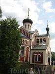 Православный храм Святого Владимира. 1902 г.