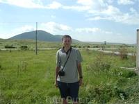 26 августа 2009. трасса Севан - Ереван.