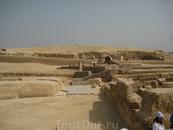 В Каире на пирамидах