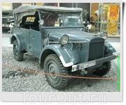 Командирский автомобиль Stoewer Typ 40 Kfz.1. В середине 30-х годов командование Вермахта поставило задачу создания целой линейки армейских легковых автомобилей ...