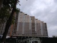 Город переживает строительный бум