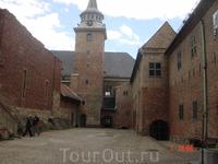 Акерсхус, замок-крепость 13 в. Дворцовая церковь