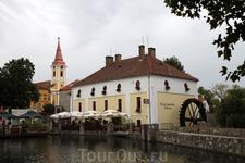 Городок Тапольца.