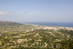 Вид с панорамной площадки Филеримского креста