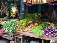 Тангалла, рынок