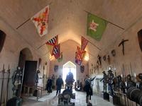 Оружейная комната является самой старой из комнат замка. Она стала одной из первых коллекций, с которой началась история Королевской Оружейной палаты Мадрида ...