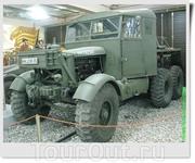 """Танковый тягач Scammell Pioneer SV/2S из Великобритании попал на выставку совсем недавно и своим ходом. В 1937 г. по заказу военного ведомства на """"Скаммелле"""" ..."""