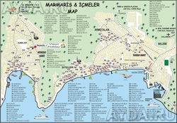 карта мармариса скачать