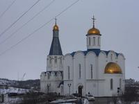 Мурманская церковь Спаса-на-водах