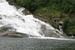 У самого водопада.Гейрангер-фьорд.