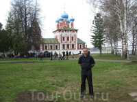Храм на месте убиения царевича Дмитрия