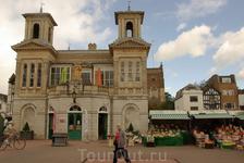 Market House Kingston, расположен в центре города Кингстон, в Древнем здании рынка и является  любимой достопримечательностью. Первоначально он был построен ...