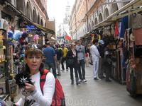 Венеция. Каких только масок там нет.