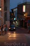 Вечерние улицы Сан Марино