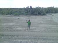 Поймал перекати-поле