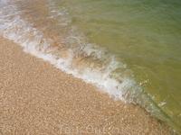 невысокие волны
