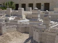 Кажется, что ты и правда смотришь на Иерусалим с высоты птичьего полета.