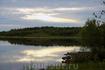 Закаты в Карелии, да ещё и на озёрах, очень красивые...