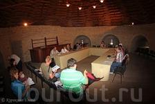 Пресс-конференция в Ладожской крепости
