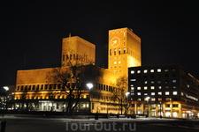 Ночной Осло