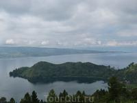 Озеро Тоба.