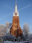 Церковь непорочного зачатия пресвятой богородицы девы Марии.