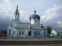 Магнитогорская Церковь Николая Чудотворца