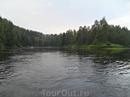 Рафтинг по реке Шуя 8 км.