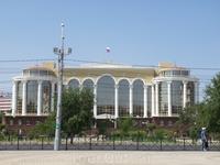 Не знаю что это,но здание очень красивое)