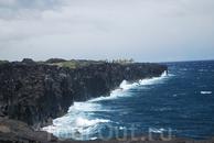 Бюольшой Остров-отсюда ныряют гавайцы