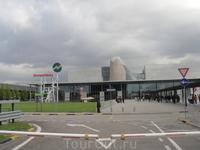 выставочный центр Милана Fiera Milano