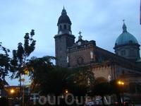 Манила. Кафедральный собор